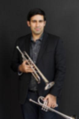 Jonathan Bhatia; Jon Bhatia; Trumpet Soloist