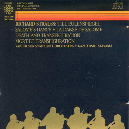 Strauss-Til, Salome, Death and Transfigu