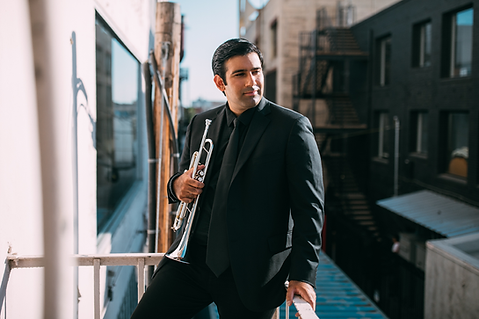 Jonathan Bhatia, Jon Bhatia, Trumpet