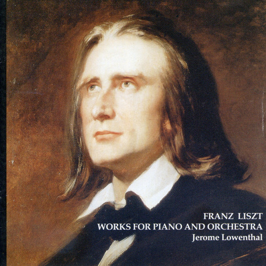 Liszt-Works for Piano and Orchestra-VSO-