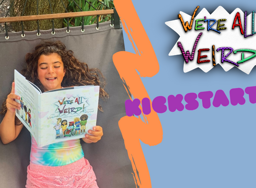 Positive People Posse Launches We're All Weird Kickstarter For The Release of Their Children's Book