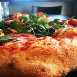 Pizza pâte épaisse