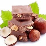 NOISETTES SAUCE CHOCOLAT