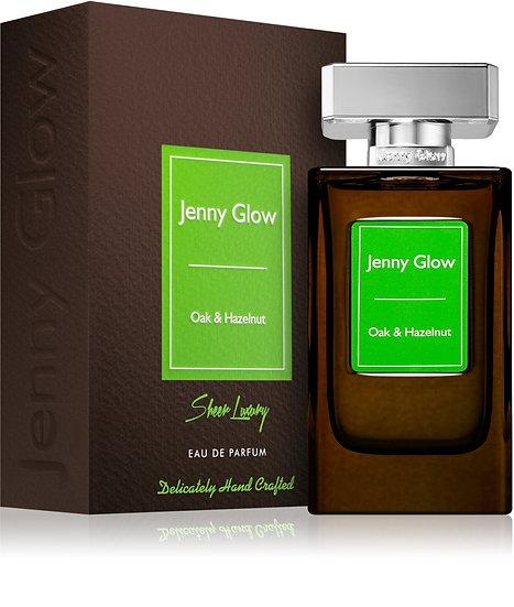 Jenny Glow Oak & Hazelnut