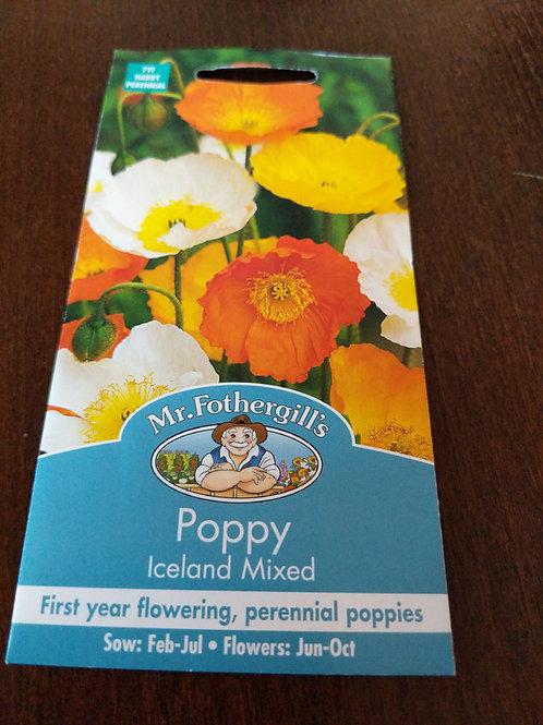 Poppy Iceland Mixed