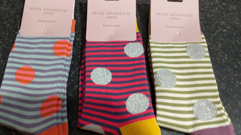 Stripped Socks