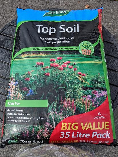 Top Soil (1 bag 35l)