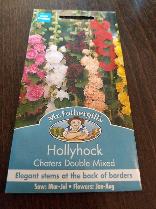 Hollyhock chapters double mixed