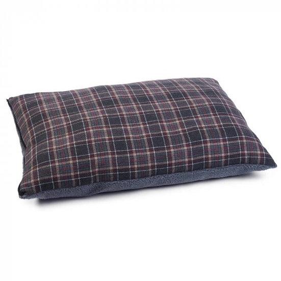 Plaid Pillow Mattress