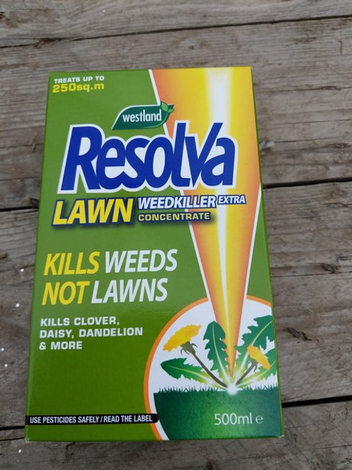 Resolva Lawn weedkiller. 500 ml