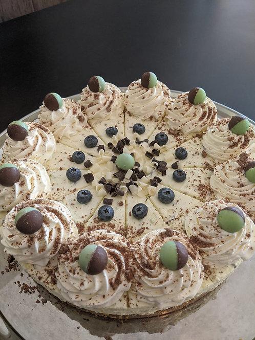 Cheesecake - Large - Aero and Lime