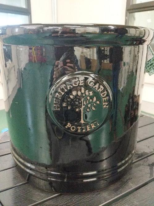 38 cm Black Heritage Cylinder