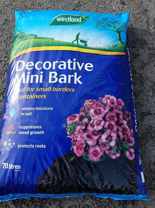 70 L Decorative Mini Bark