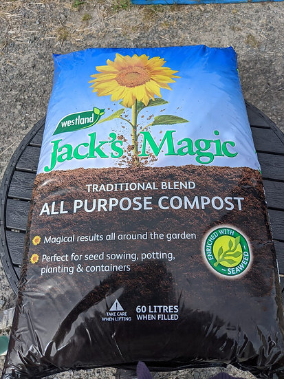 Jacks Magic (1 60l)