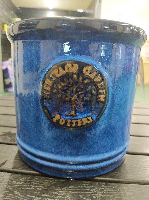 20 cm Blue Heritage Cyclinder