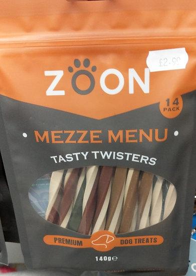Tasty Twisters - 14 Pack
