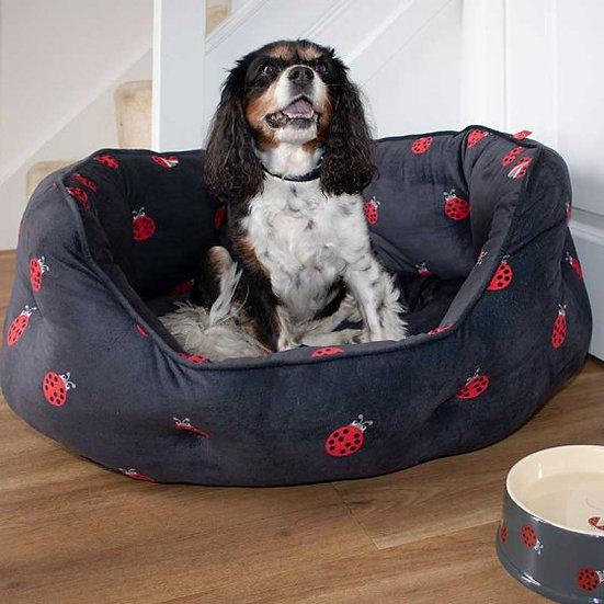 Ladybug Oval Bed