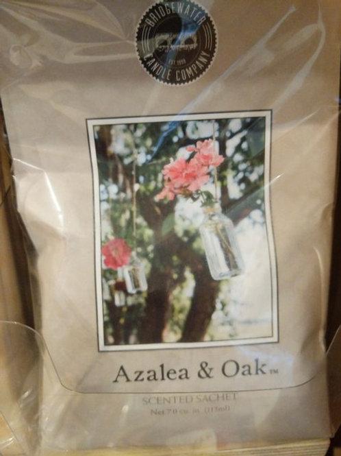 Azelea and oak