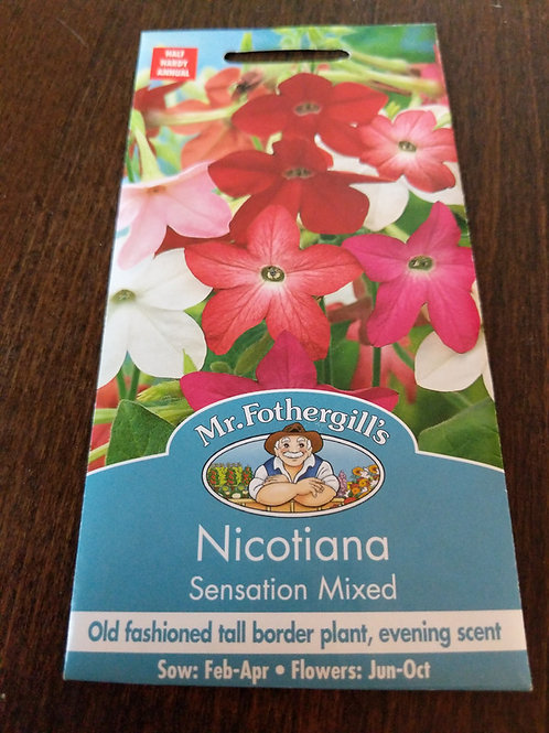 Nicotiana sensation mixed