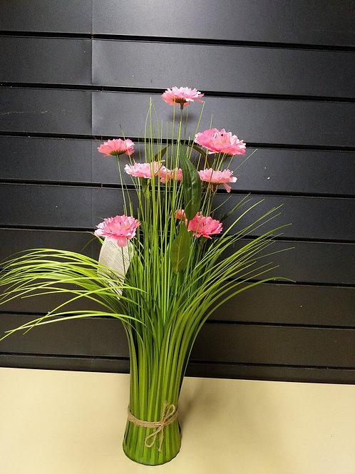 Faux Pink Paradise bouquet