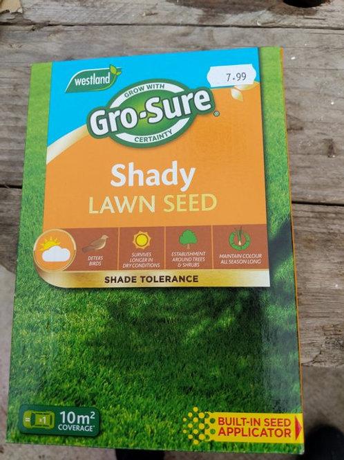 Shady lawn seed 10 sq m