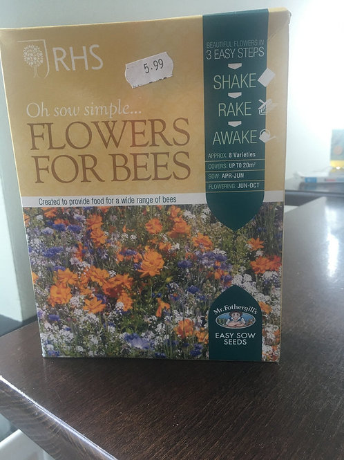 Flowers for bees