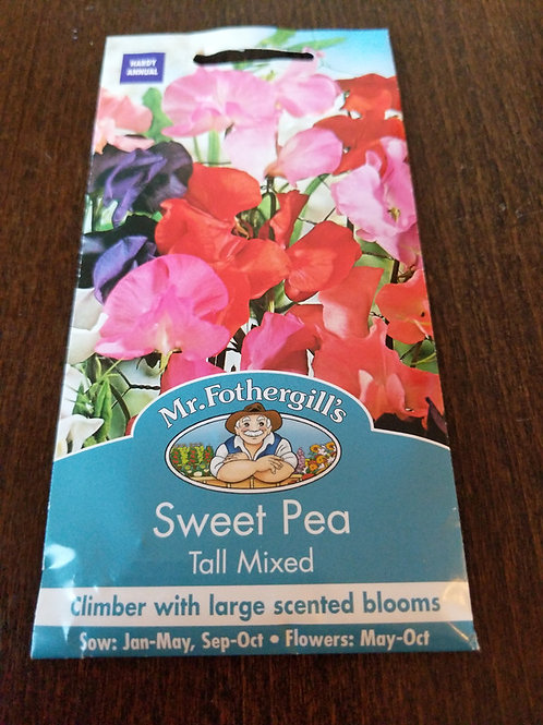 Sweet Pea tall mixed