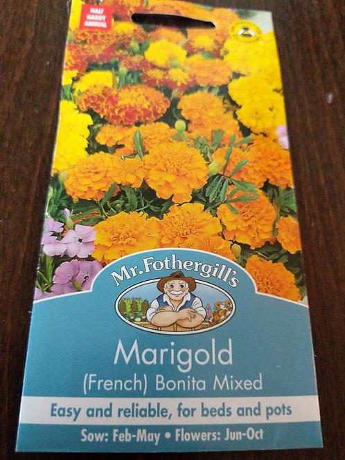 Marigold french Bonita mixed