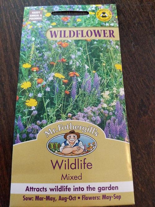 Wildlife Mixed