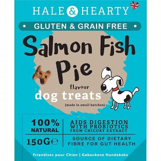 Salmon Fish Pie Grain Free Treats 150g