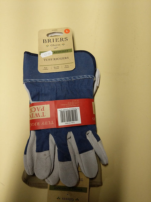 Briers thorn resistant gloves x 2