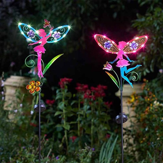 Solar Fairy Wings
