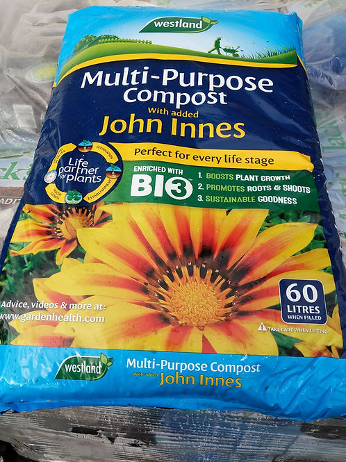 Multi purpose with added John Innes