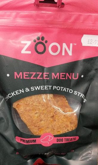 Chicken & Sweet Potato Strips