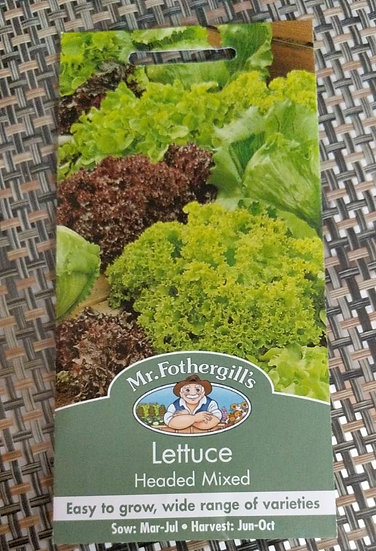 Lettuce (mixed heads)