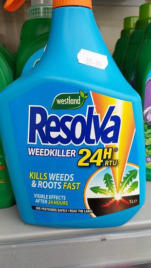 Resolva Weedkiller 24H Ready To Use