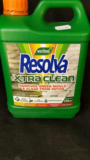 Resolva Xtra Clean
