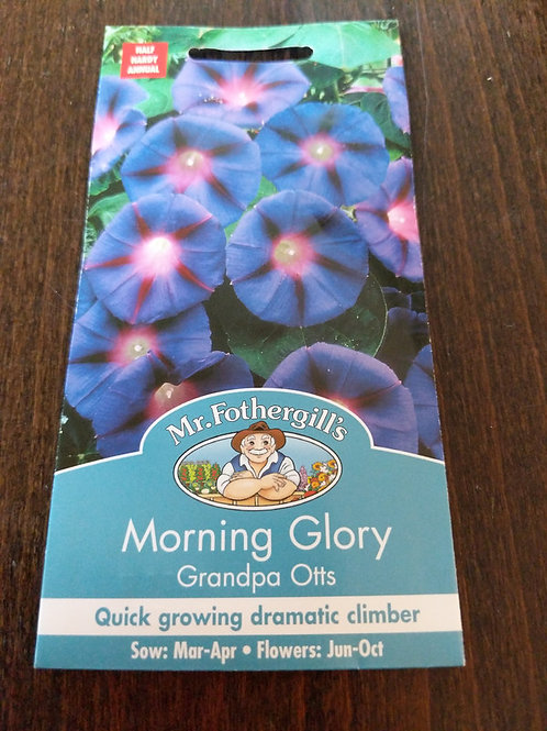 Morning glory grandpa otts