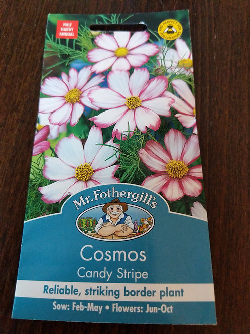 Cosmos Candy Stipe