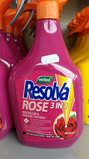 Resolva Rose 3 in 1 Bug Killer