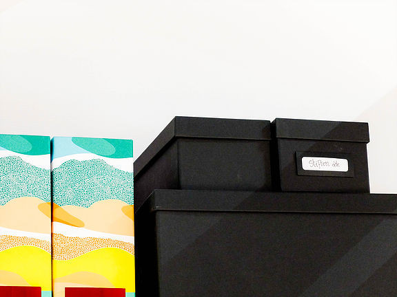 5 Organization Hacks Using Magazine Files