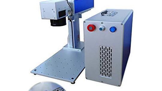 30 Watt Fiber Metal Marking laser CTF-M30
