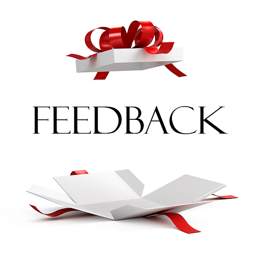 Giving & Receiving Feedback - 1Hour Seminar