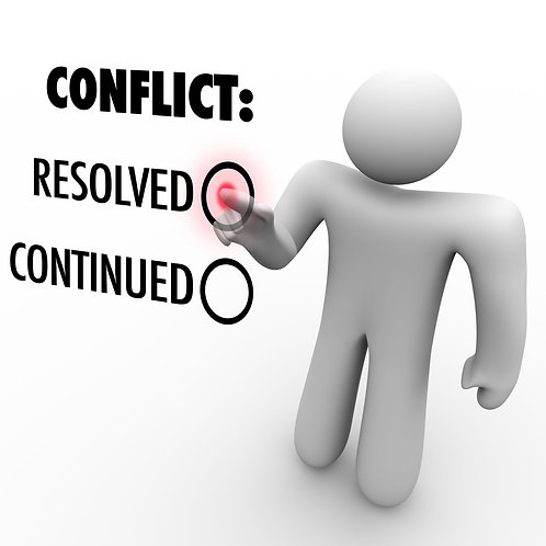Conflict Resolution: Getting Along in the Workplace