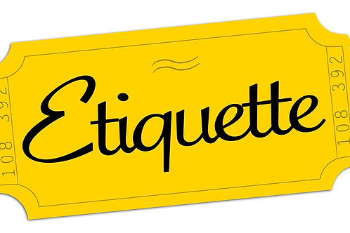 Business Ettiquette