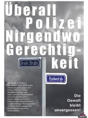 Kreisch2021 - Überall Polizei Nirgendwo Gerechtigkeit.jpg