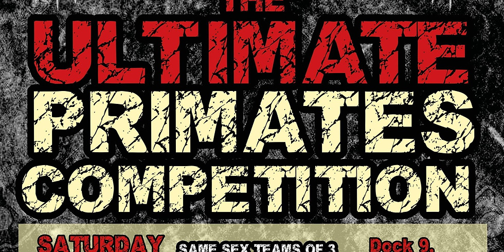 Aug 2019 - Ultimate Primates Competition