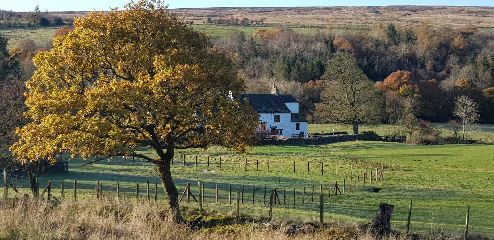 Lower Turnerford Farmhouse