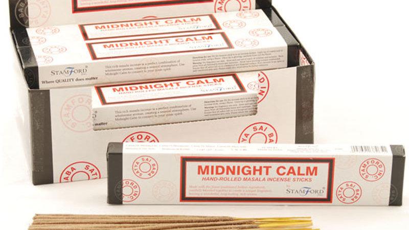 Stamford Masala Incense Sticks - Midnight Calm