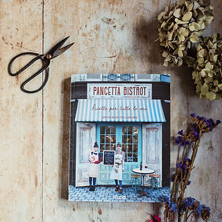 copertina libro pancetta bistrot Paolo C
